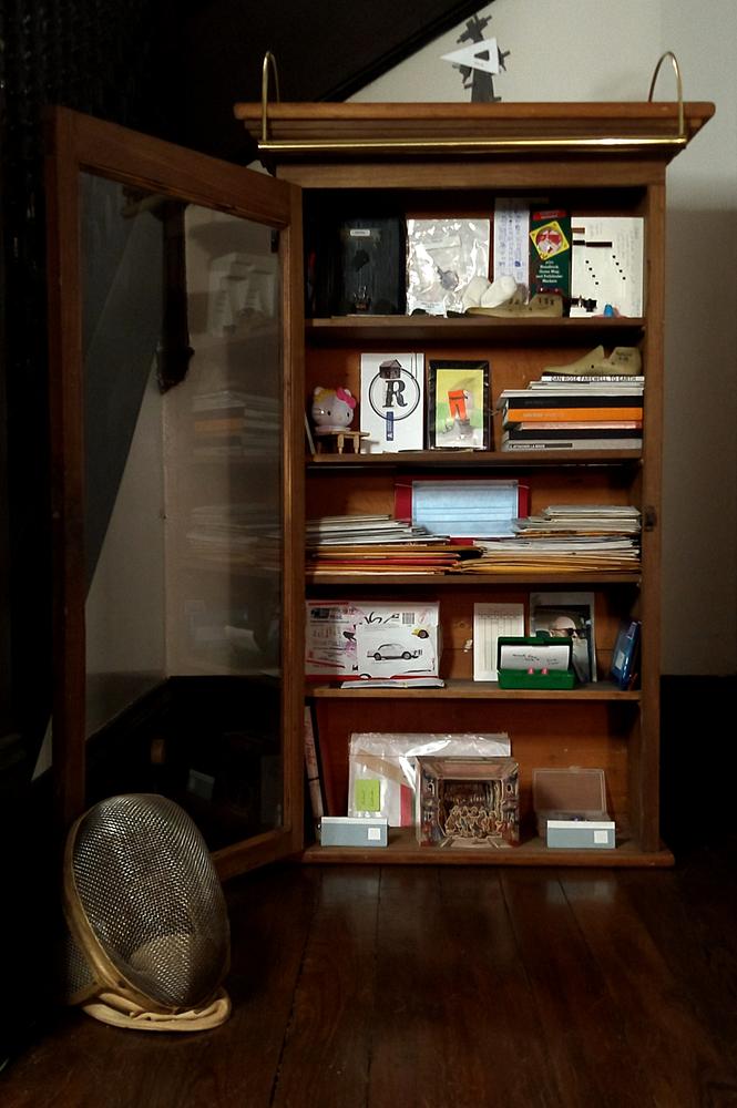 Cabinet of CuRoseosities and CorRosepondences by Robert Kirkbride