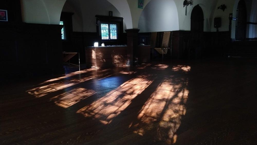 Ballroom Sunlight