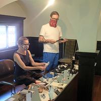 Melissa Grey & David Morneau Interact with Little Asia Installation 4