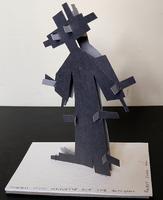 Formal Study Maquette for Boccioni Robot